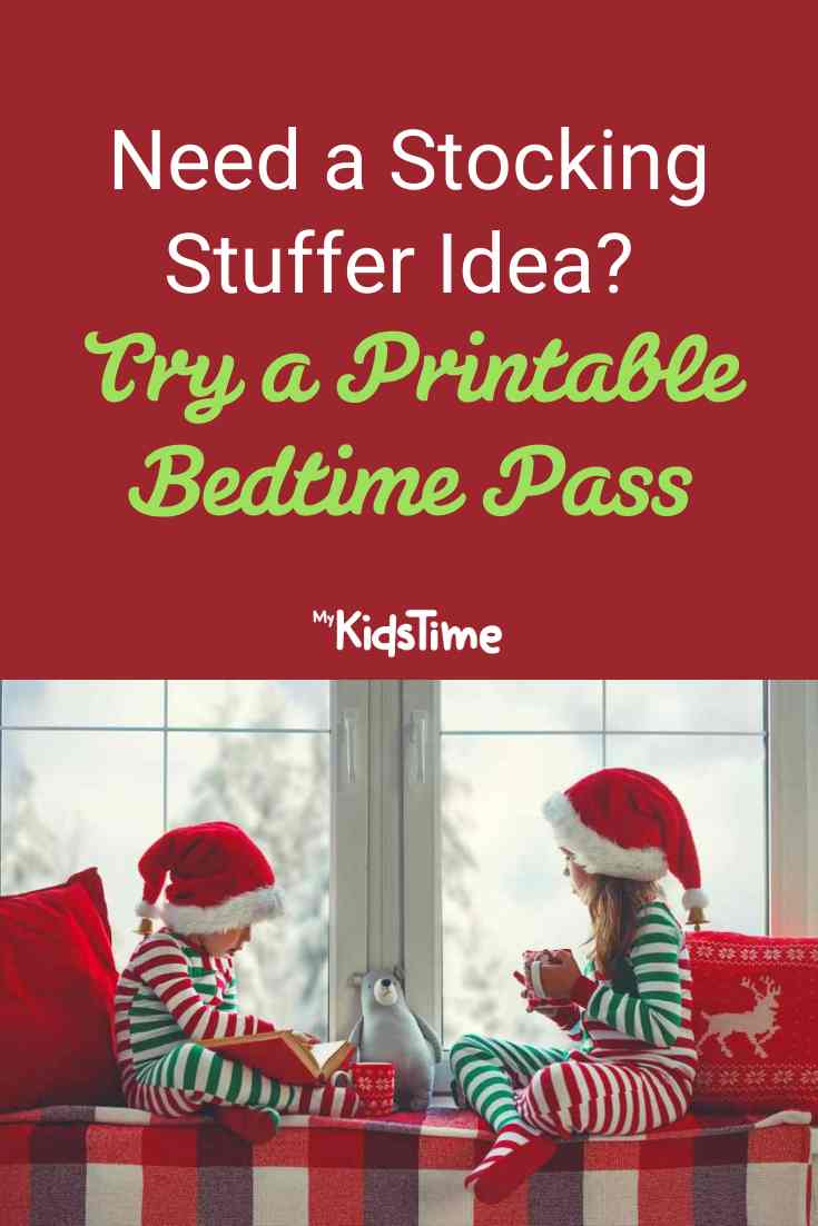 Need a Stocking Stuffer Idea_ Try These Printable Bedtime Passes