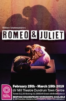 Romeo and Juliet at dlr mill theatre