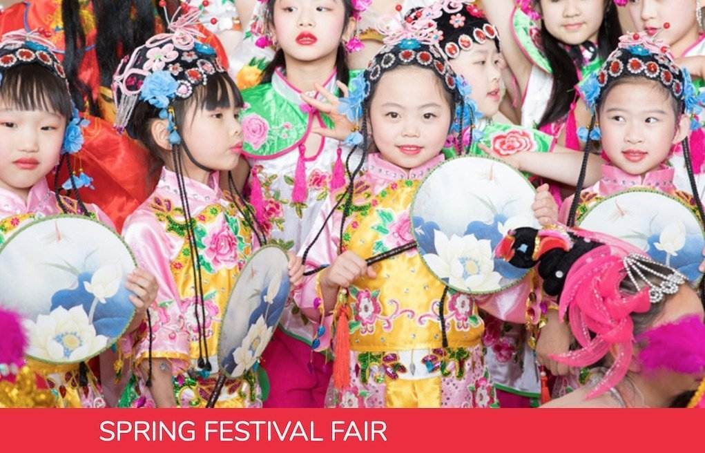 Spring Festival Fair for Dublin Chinese New Year