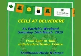 ceili at Belvedere House things to do for families