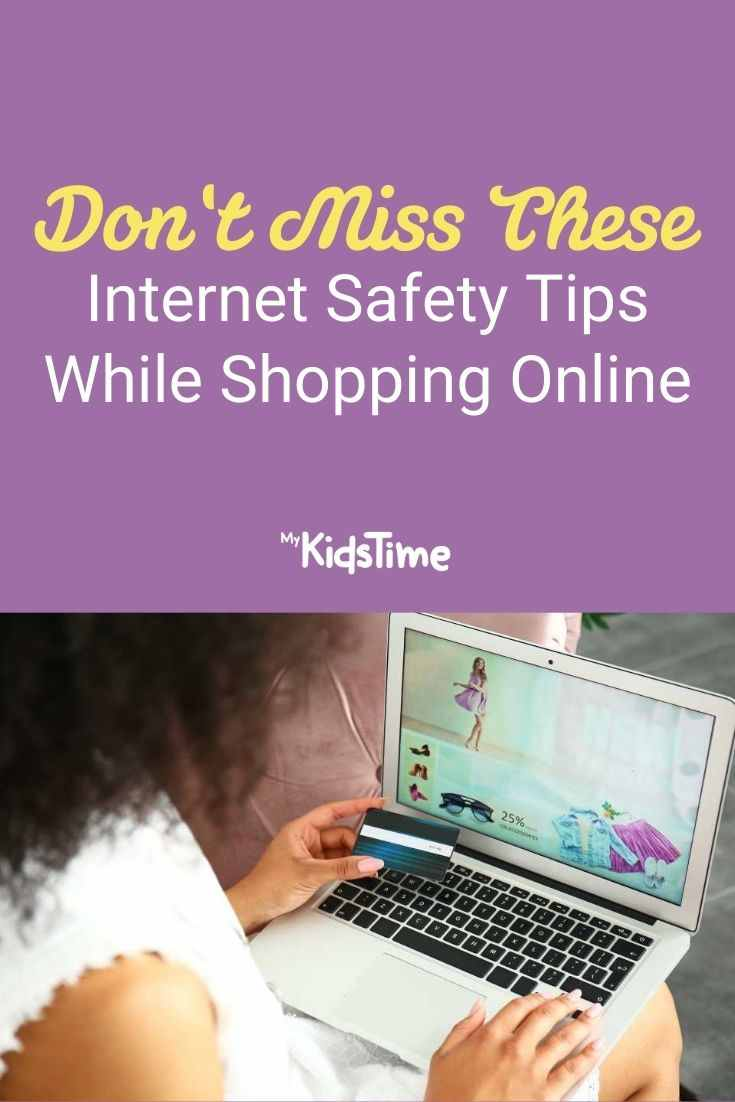don't miss these internet safety tips while shopping online