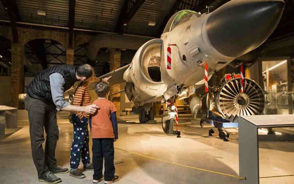 Aerospace Bristol - Mykidstime things to do in Bristol