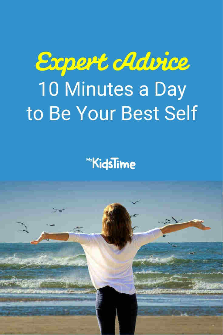 Mykidstime - 10 minutes a day to be your best self