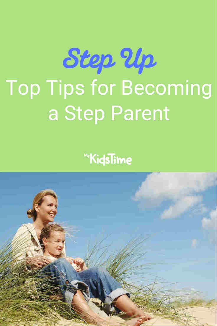 Mykidstime - how to be a step parent