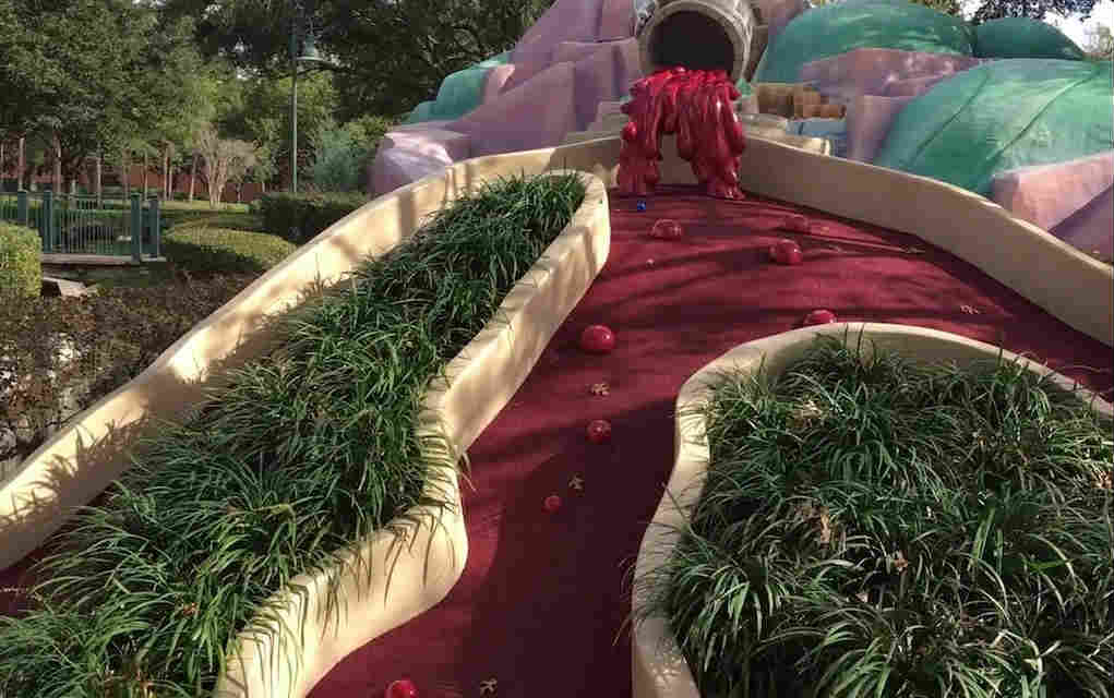 Mykidstime Mini Golf in Orlando Disney Fantasia Gardens