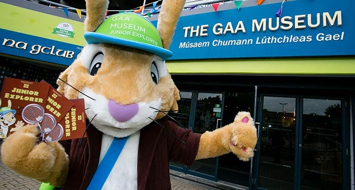 Junior Explorer Tours of Croke Park