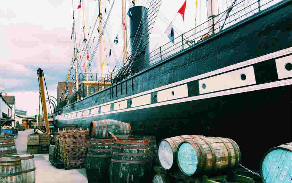 SS Great Britain - Mykidstime Things to Do in Bristol