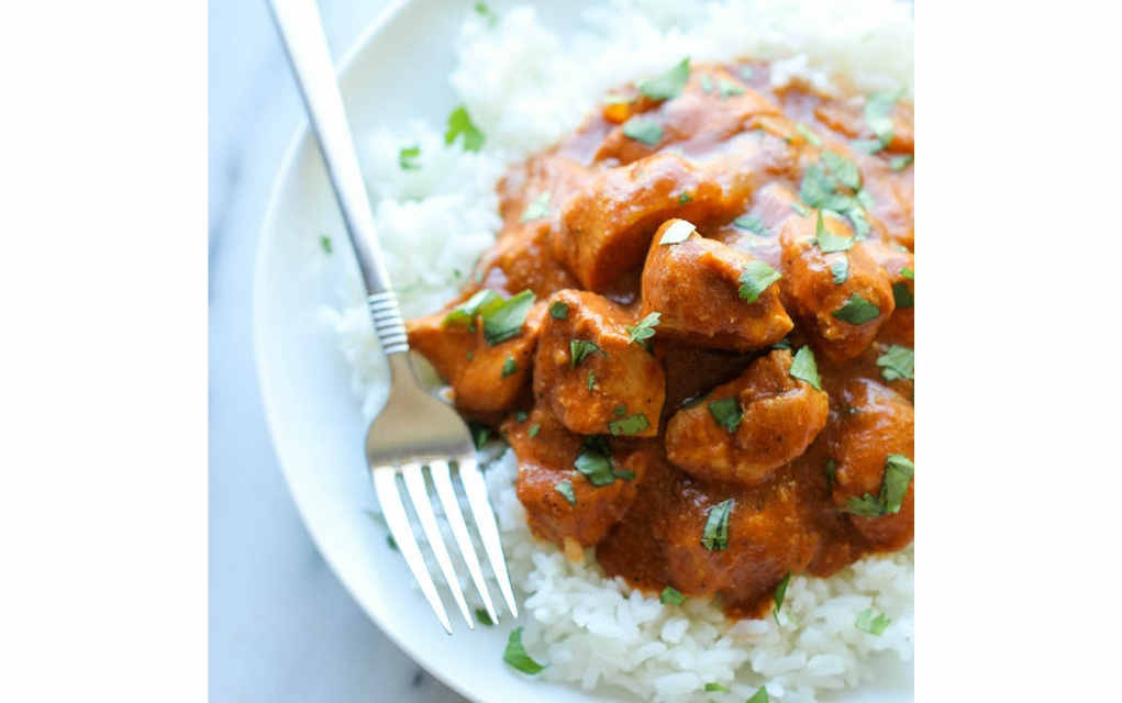 Slow Cooker Butter Chicken - Damn Delicious - Mykidstime slow cooker family meals
