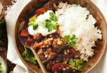 Slow Cooker Moroccan Beef and Barley Stew - Taste - Mykidstime slow cooker family meals