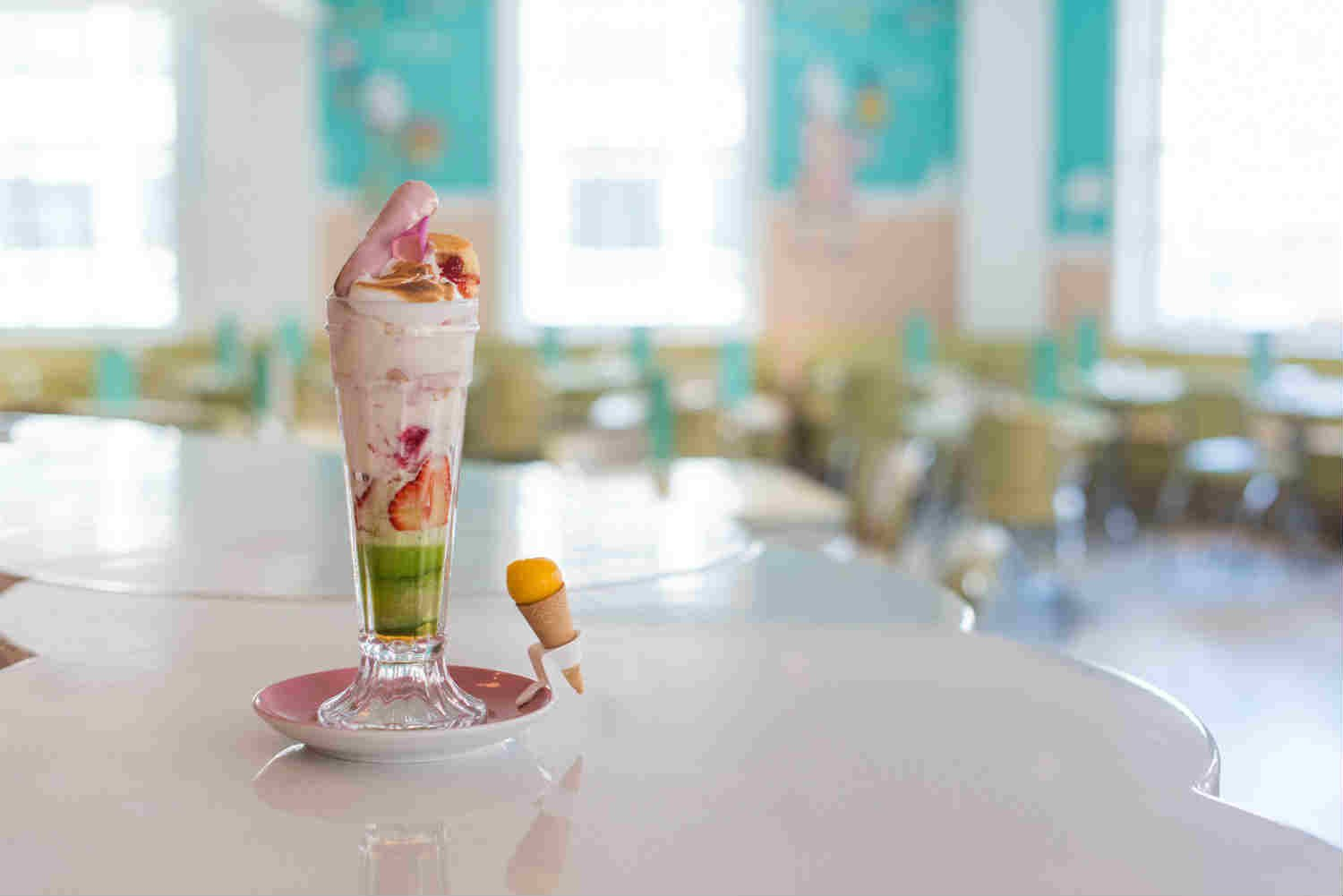 The Parlour at Fortnum and Mason - Mykidstime things to do in London with Kids