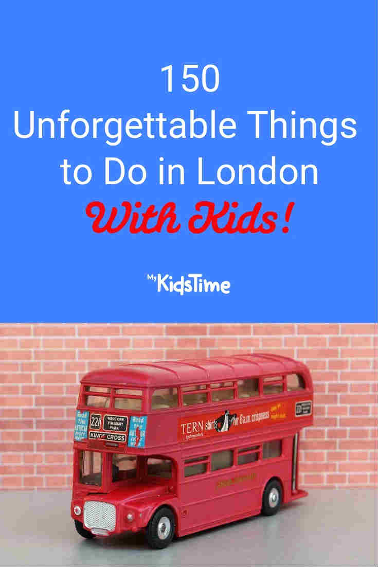 Mykidstime things to do in London with kids