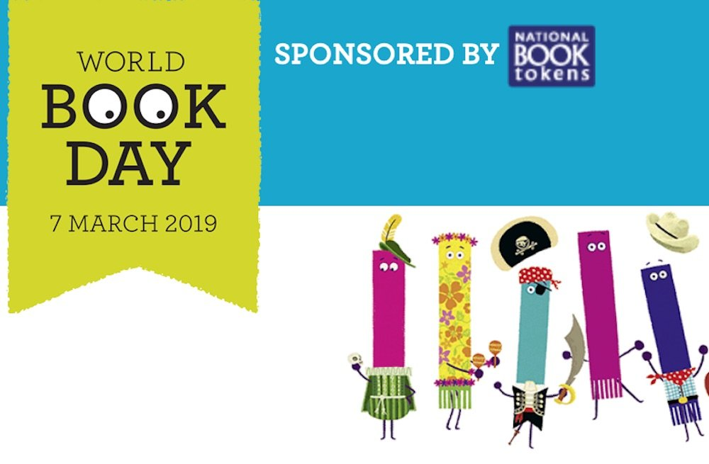 World Book Day 2019 Free Live Audio Books Streaming