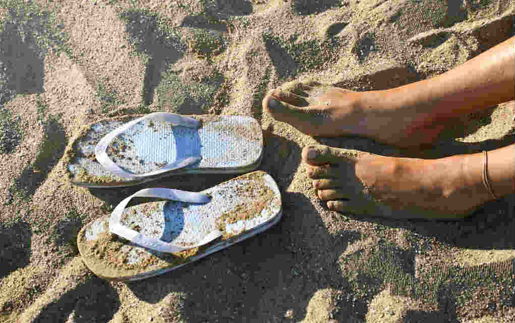 Mykidstime Why flip flops can harm your health
