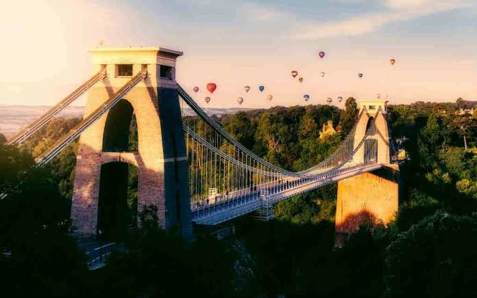 Clifton Suspension Bridge - Mykidstime Things to Do in Bristol