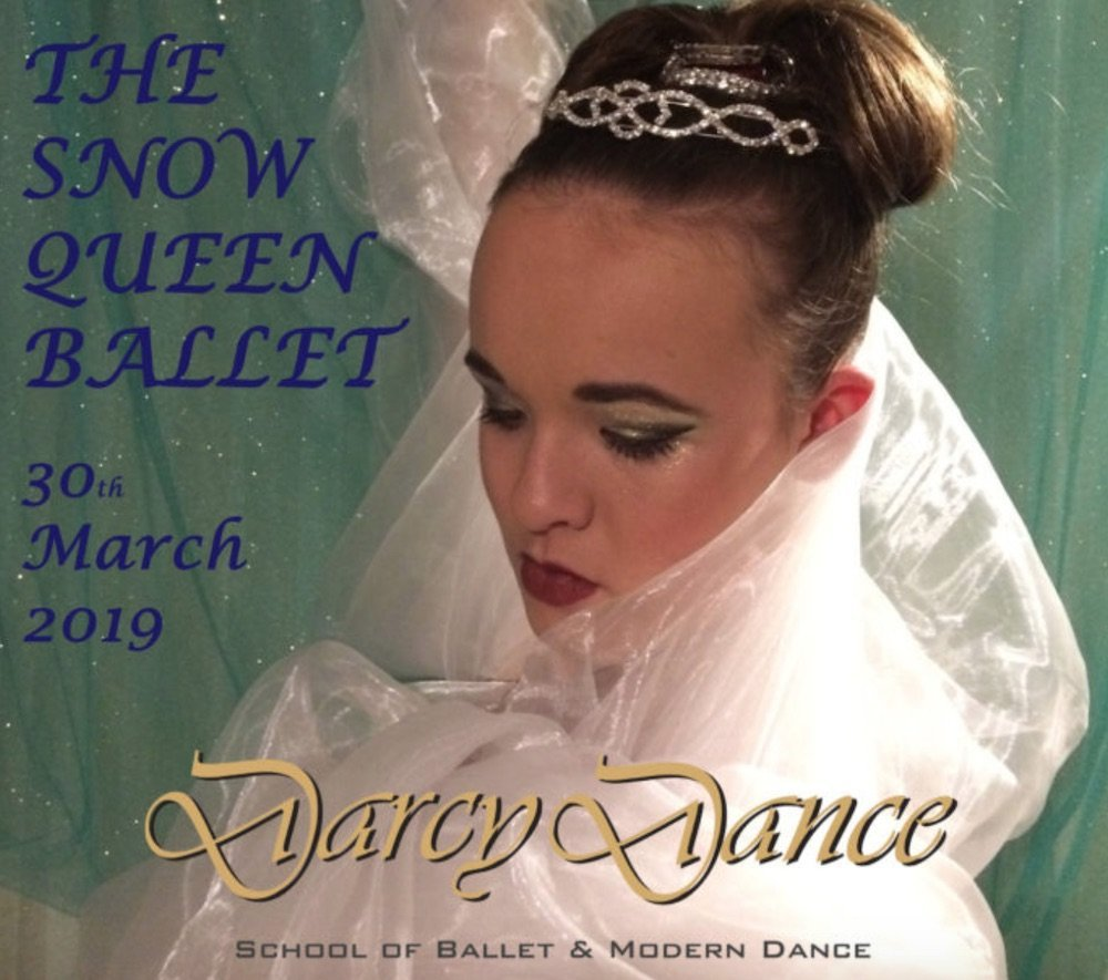dlr Mill Theatre The Snow Queen Ballet