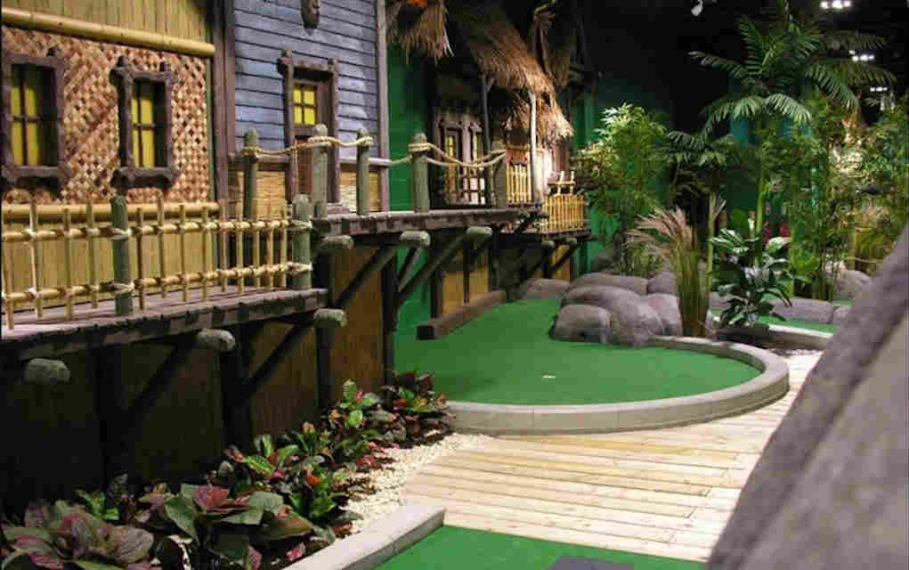 Jungle Rumble Golf - Mykidstime Things to Do in Bristol