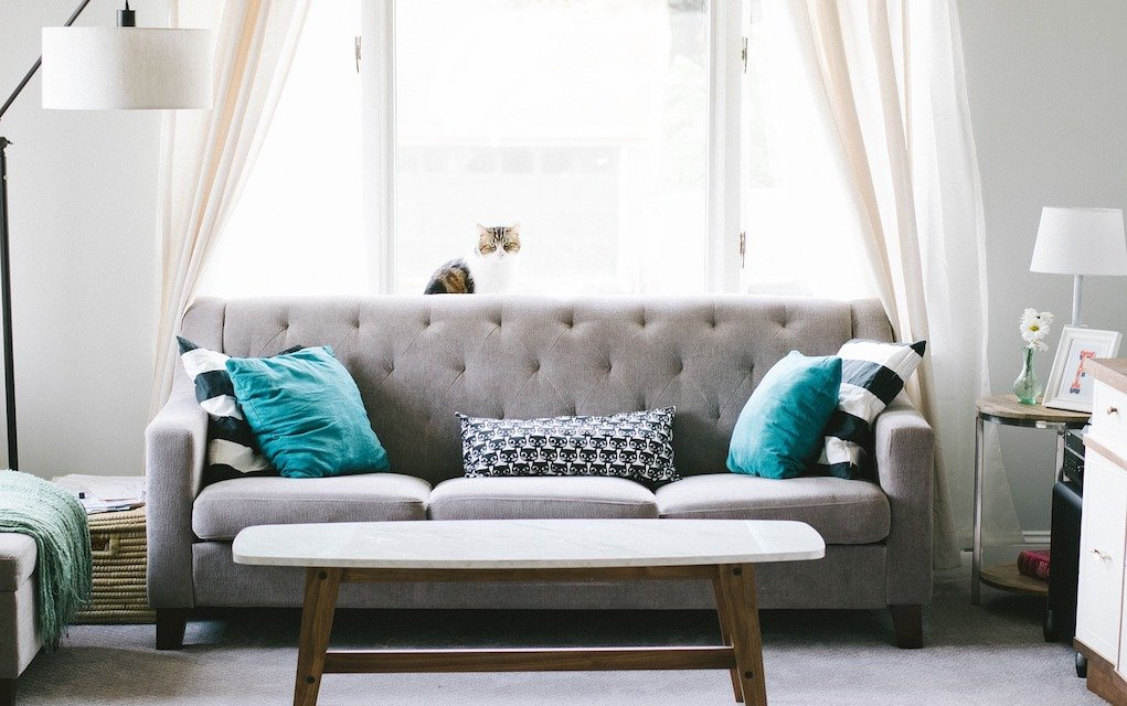 living room tips to spruce up your home for a special occasion