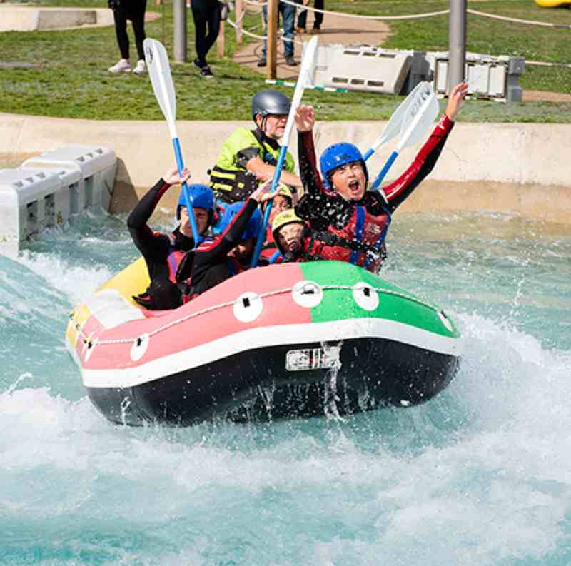 london white water rafting