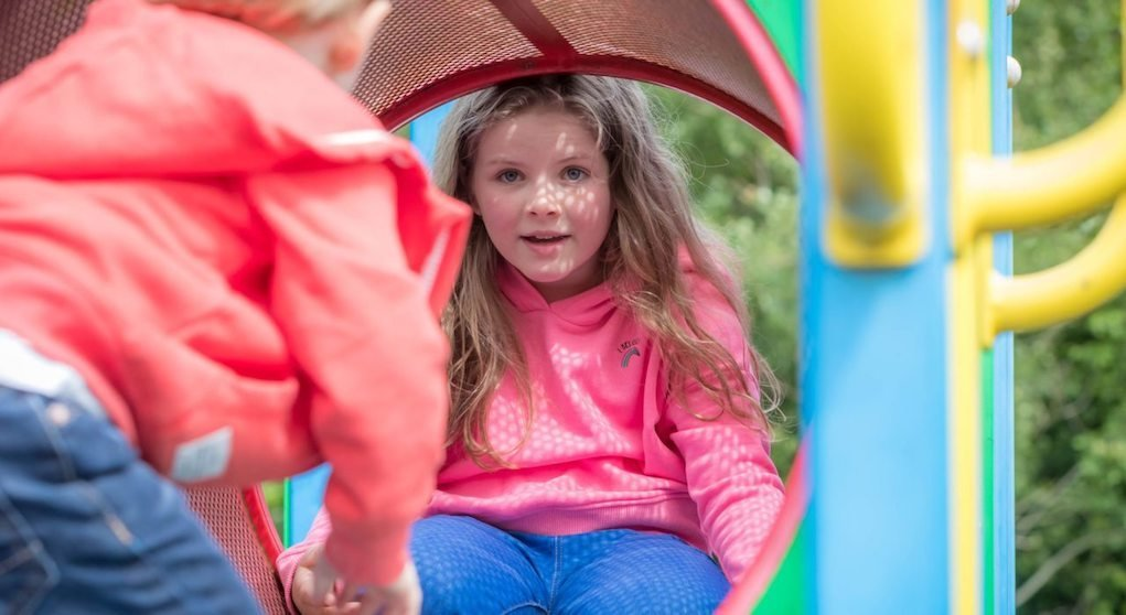 playground at Maldron Hotel Oranmore family friendly hotels in Galway