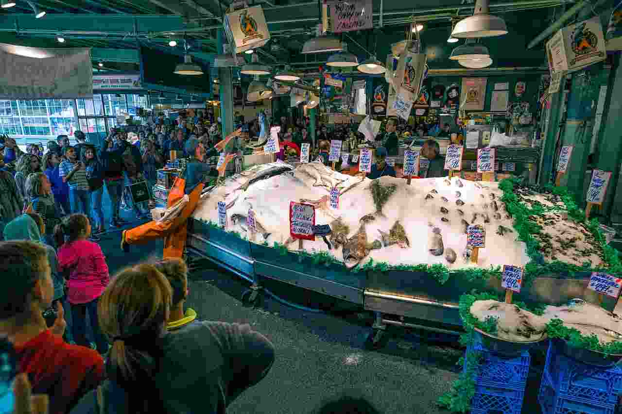 seattle pike place fish guys