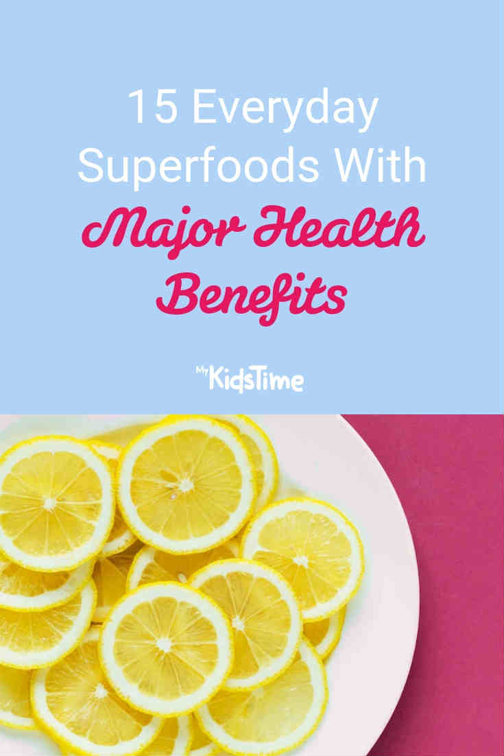 Mykidstime everyday superfoods