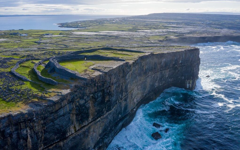 Aran Islands Dun Aonghasa Irelands Content Pool Gareth McCormack