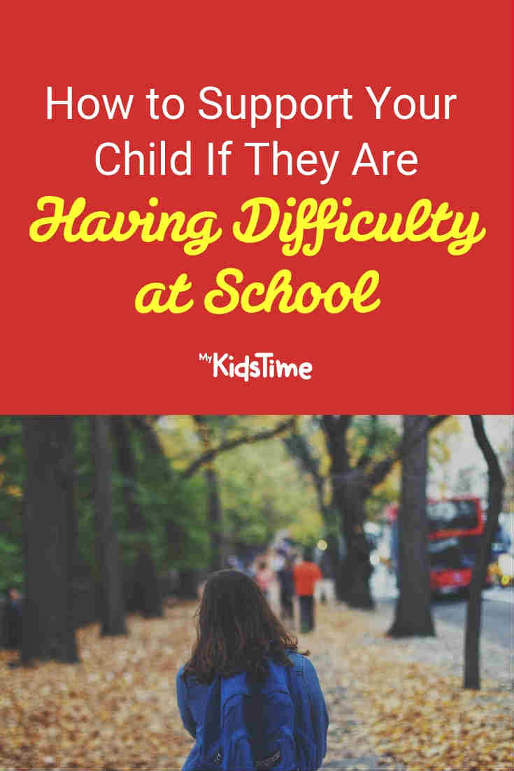 Child having difficulty at school –Mykidstime