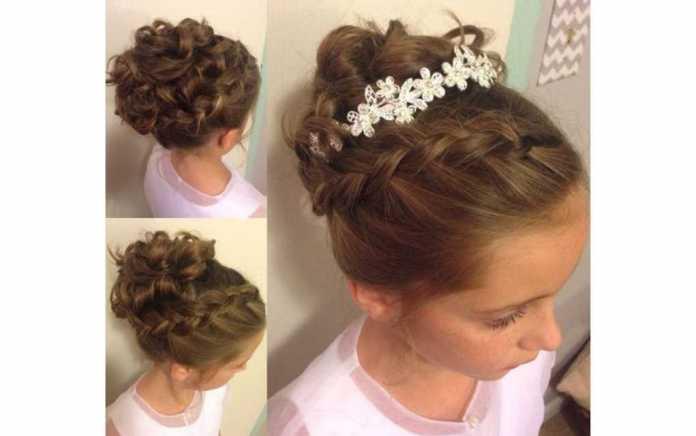 Communion hairstyles 44 - Mykidstime