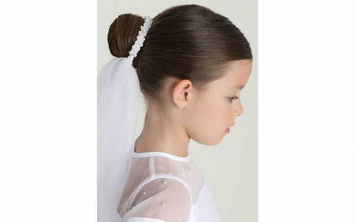 Communion hairstyles 6 - Mykidstime