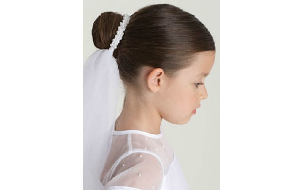 Communion hairstyles 6 - Mykidstime