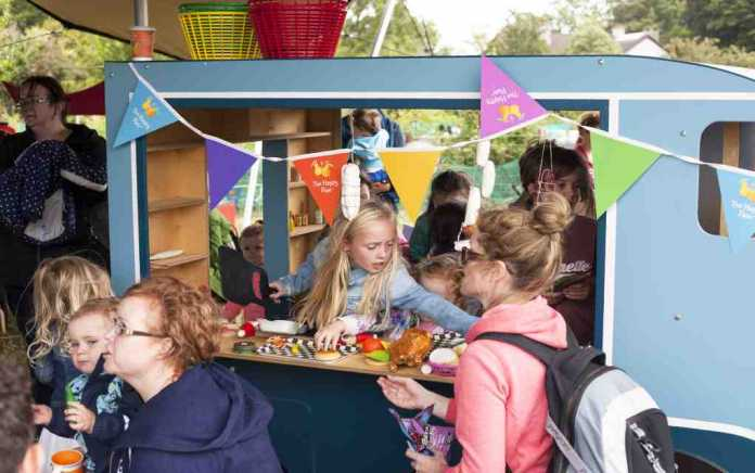 Playstival The Market