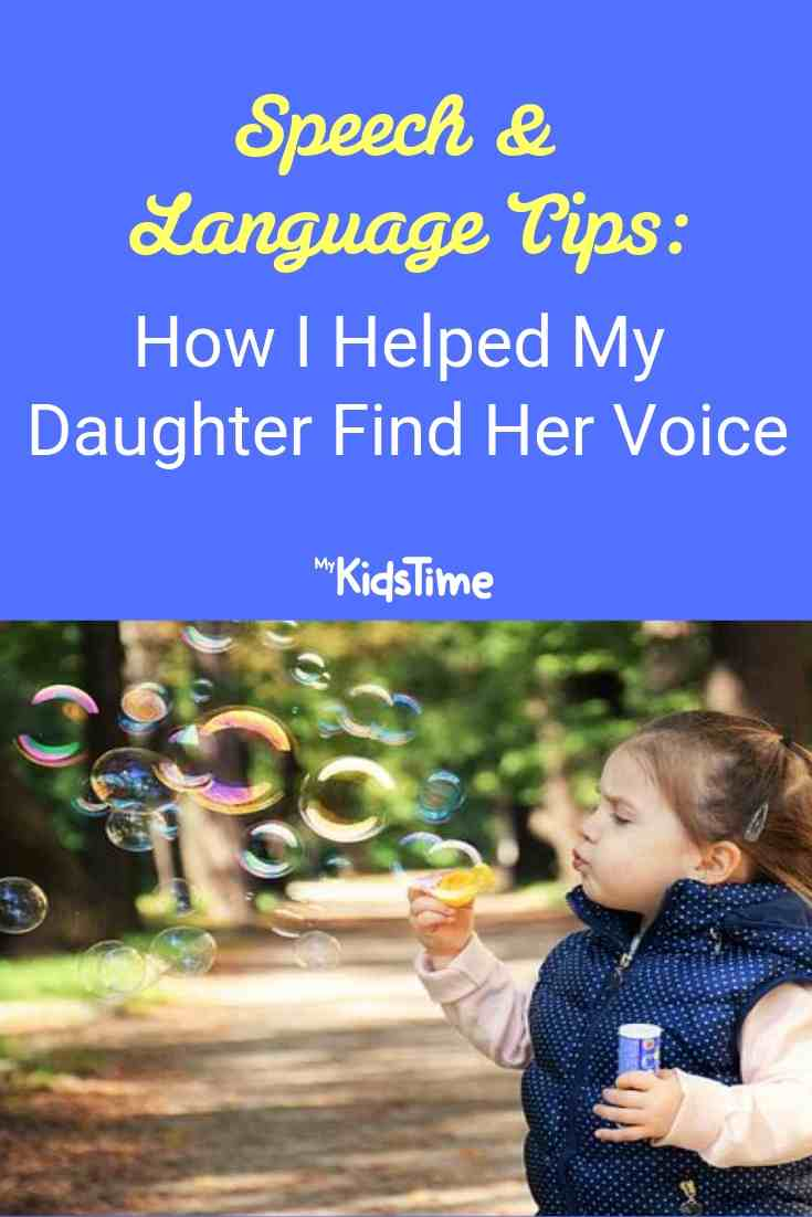 Speech & Language Tips