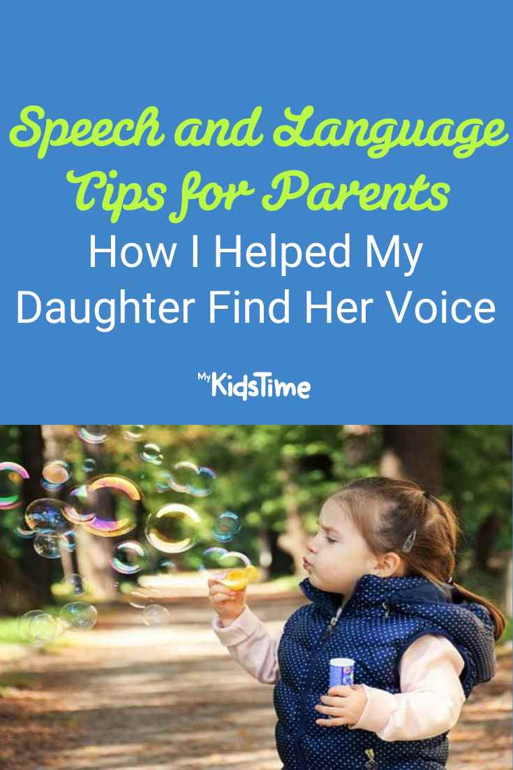 Speech & Language Tips_ How I Helped My Daughter Find Her Voice