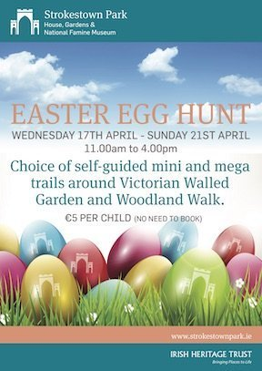 Strokestown Park Easter Egg Hunt 2019
