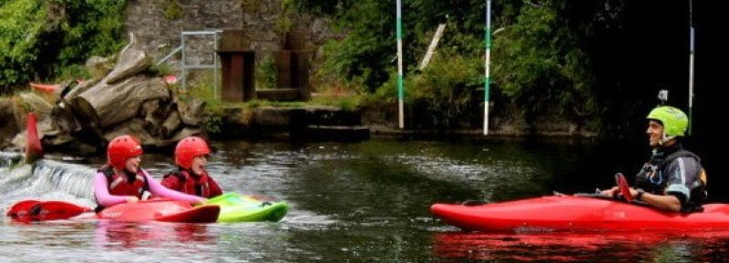 canoeing ireland easter camps