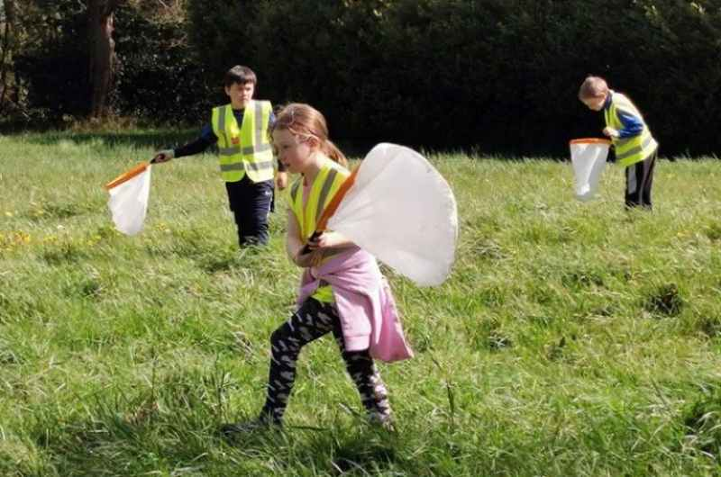 easter nature camp birr castle
