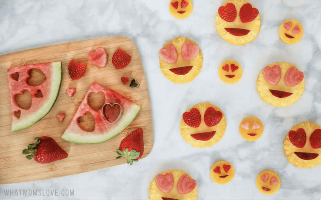 emoji fruit salad