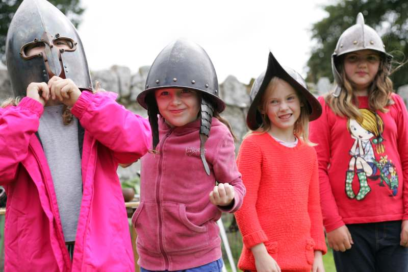 school of irish archaeology camps