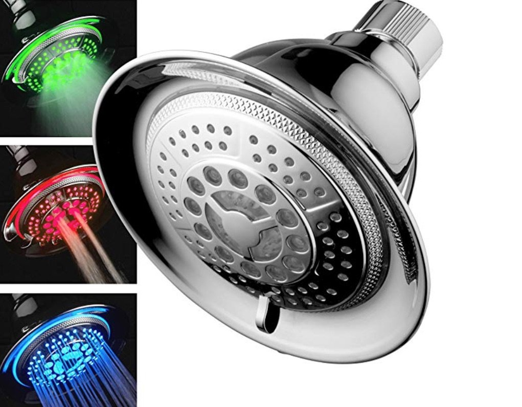 smart shower head system from Amazon best smart home devices to save you money