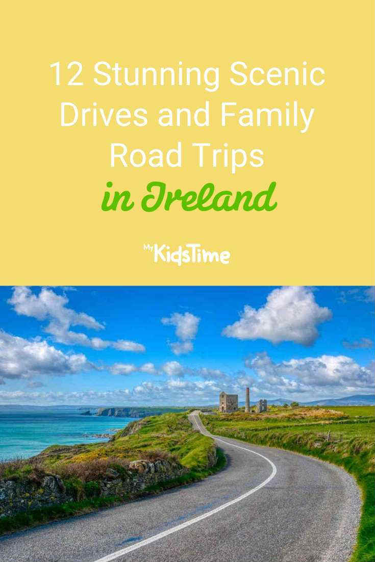 12 scenic drives and family road trips in Ireland - Mykidstime