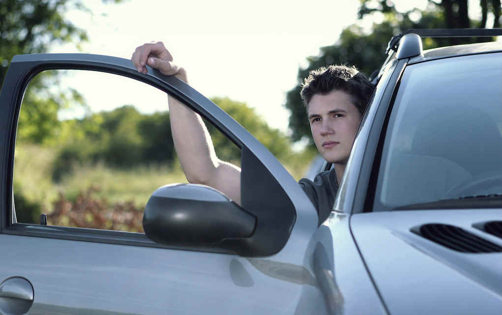 Teen driving for parenting teens - Mykidstime