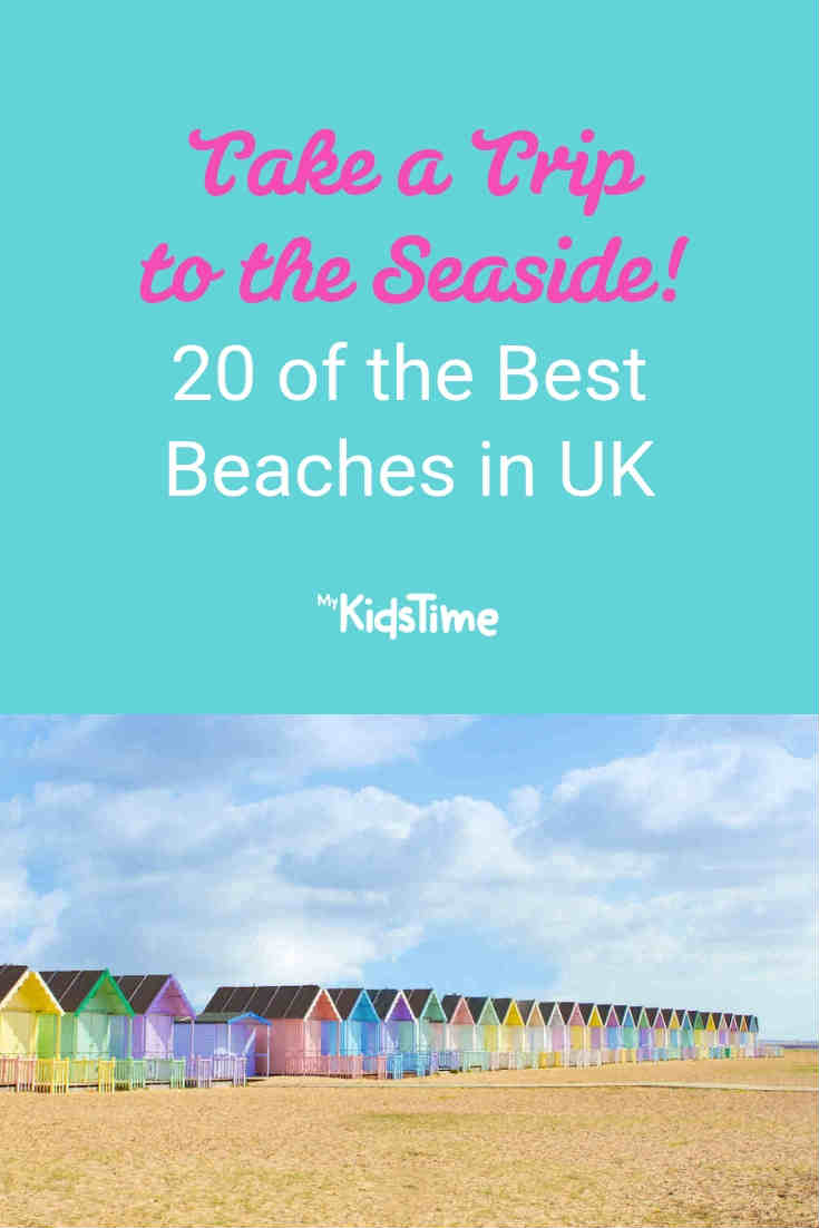 20 of the Best beaches in UK - Mykidstime