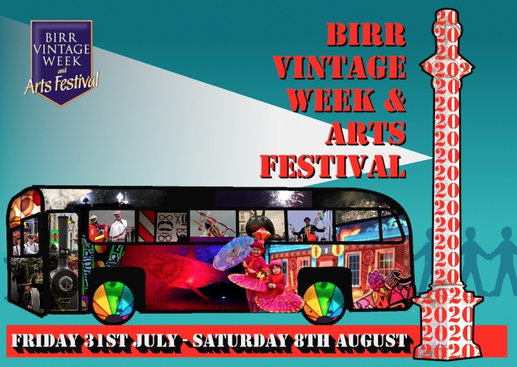 Birr Vintage Week and Arts Festival 2020