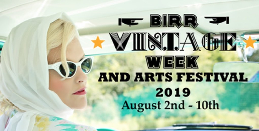 Birr vintage week and arts festival 2019