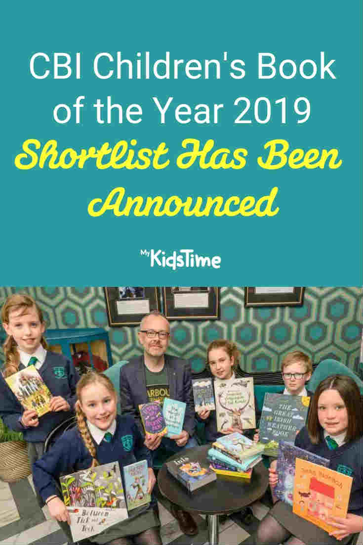 CBI Children's book of the year award shortlist - Mykidstime