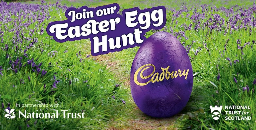 Cadbury Easter Egg Hunt 2020 Northern Ireland