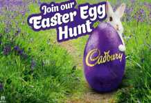Cadbury's Easter Egg Hunt Barnardos