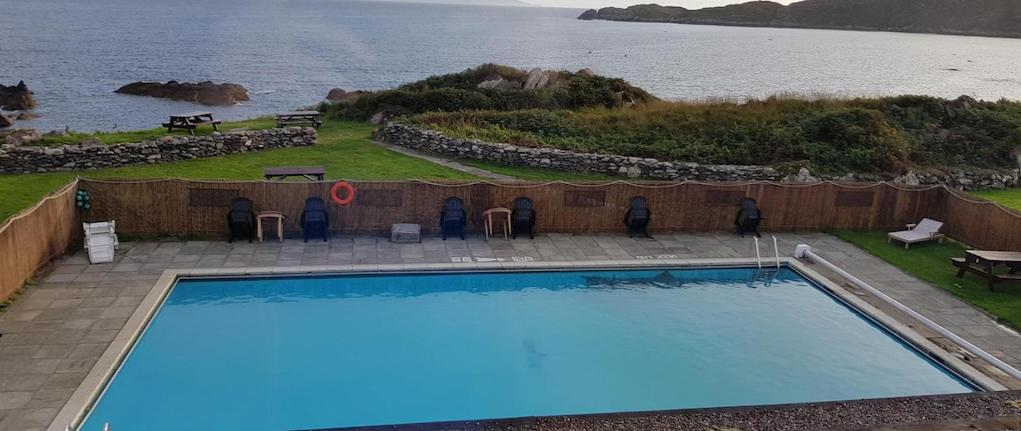 Derrynane Hotel Kerry Hotels for families in Ireland with activities on site