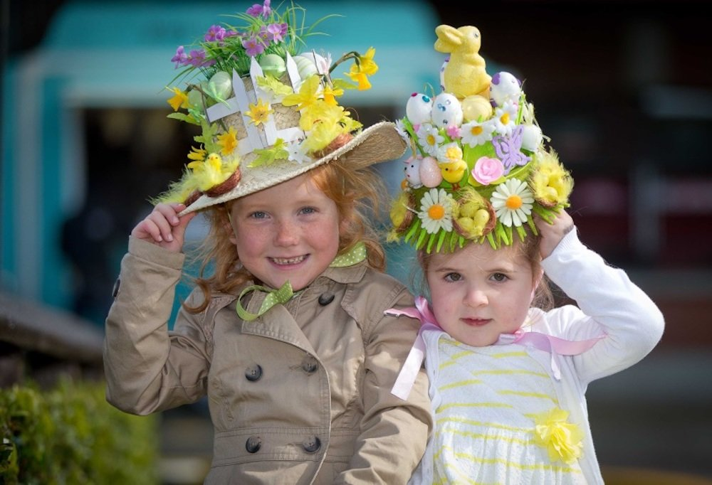 Fairyhouse Easter Race Festival Things to do in Ireland for Easter What's On