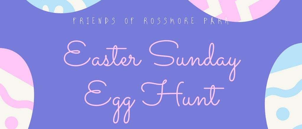 Friends of Rossmore Park Easter Egg Hunt family things to do at Easter in Ireland What's On